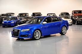 supercharged audi rs4 for sale davis autosports audi rs4 for sale