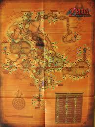 twilight princess map legend of universe twilight princess guide collectors