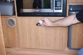 Kitchen Cabinet Closures by Invisible Rv Cabinet Latch A Worthwhile Modification