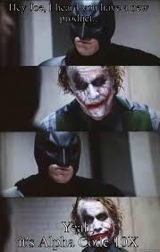 Crazy Wolf Meme - batman panel memes quickmeme