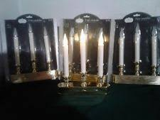 Window Candle Lights Battery Operated Window Candles Ebay