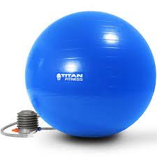 Pilates Ball Chair Size by Gaiam Balance Ball Chair With Pump Wasabi Ebay