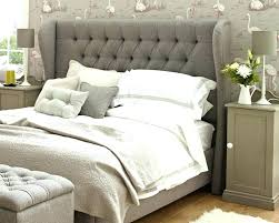 Grey Tufted Headboard Velvet Tufted Bed Gray Tufted Headboard Grey Tufted Bed Winged