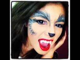 Werewolf Halloween Costumes Girls Werewolf Shewolf Tutorial Perfect Halloween