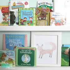 Easy To Build Bookshelf Diy Bookshelf Ledges For The Nursery The Turquoise Home