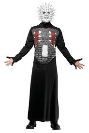 Scary Halloween Costumes For Men Hellraiser Pinhead Delux 0 00 Costume Crazy The Norths