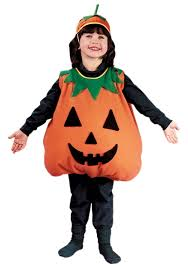 Lil Monster Halloween Costume by Child Pumpkin Costume