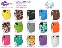 halloween cloth diapers funky fluff colour chart colour chart diapers and eco baby