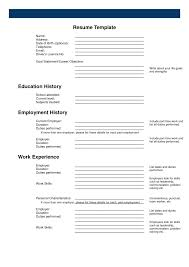 cover letter resume template builder resume template builder free