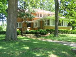 Prairie Style Home Decorating Usonian Frank Lloyd Wright And On Pinterest Louis Penfield House