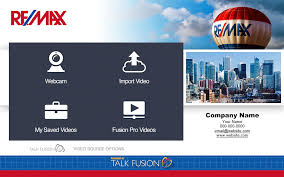 business templates video email from talk fusion