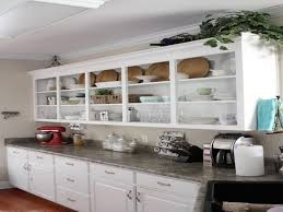 Small Kitchen Open Shelving Tag For Small Kitchen With Open Shelves Images Published At 12