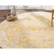 Gold Area Rugs Lark Manor Montelimar Ivory Gold Area Rug Reviews Wayfair