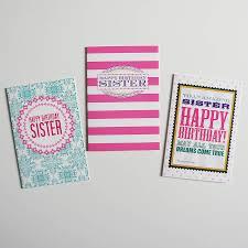 sister birthday card by dimitria jordan notonthehighstreet com