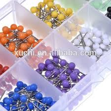 map tacks multi color push pins map tacks 1 8 inch with stainless