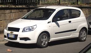 2009 chevrolet aveo information and photos zombiedrive