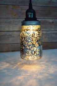Jar Pendant Light Diy Hanging Mason Jar Pendant Light