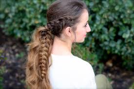 viking hair styles the viking braid ponytail hairstyles for sports cute girls
