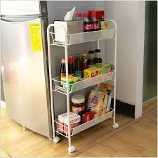 kitchen storage cupboard on wheels 48 kitchen storage hacks and solutions for your home