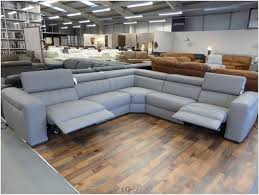 Reclining Sofa Microfiber by Interior Leather Reclining Sofa Gray Sectional Industrial Style
