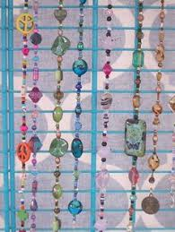 windchimes glass bottle feather handcrafted baubles bottles n