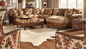 western style sectional sofa western style sofa sectional with matching chairs ottoman with