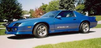 z camaro remembering the soon to be camaro iroc z