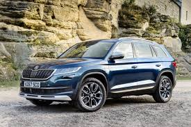 rugged looks for skoda kodiaq scout specs and prices carbuyer