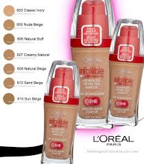 review after all l 39 oreal paris loreal infallible make up advanced never fail makeup liquid foundation loreal infallible