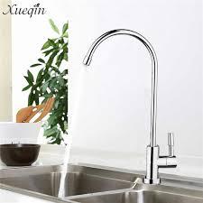 kitchen gooseneck automatic faucet china kitchen xueqin 360 degree 1 4 reverse bathroom kitchen drinking water