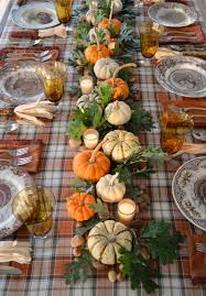 Thanksgiving Table Setting by 7 Beautiful Thanksgiving Table Decor Ideas By Design November