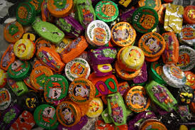 halloween candy the big scare