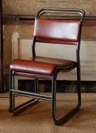 Chairs With Metal Legs Steel Stacking Chairs Foter
