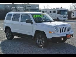 2015 jeep patriot for sale 2015 jeep patriot high altitude edition for sale dayton troy piqua