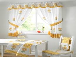 sunflower kitchen ideas kitchen curtain ideas design ideas decors