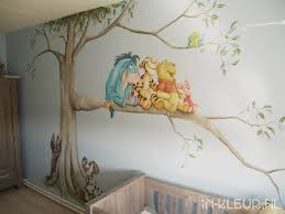 best 25 disney wall murals ideas on pinterest disney themed find this pin and more on baby ideas for play corner room winnie the pooh wall mural