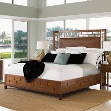 low profile bed tommy bahama ocean club paradise point low profile bed hayneedle