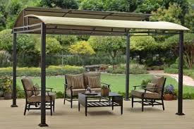 Outdoor Patio Canopy Gazebo Replacement Canopies For Gazebos Pergolas And Swings The