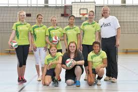 Gymnasium Bad Salzungen Volleyball 1 Tsv Bad Salzungen