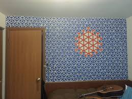 painting walls with painters tape designs http paint