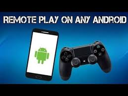 playstation apk ps4 remote play on any android device updated apk 03 10 17 works