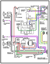 65 chevy truck wiring diagram google search auto pinterest