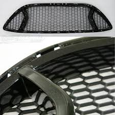 Focus Grill Ccg Full Replacement Tuxedo Black Urethane Grill Grille For Ford