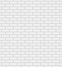 Wall Texture Seamless Vector White Brick Wall Texture Seamless Pattern Abstract
