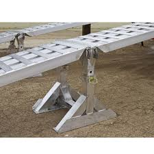 modular dry van semi trailer ramps car loading ramps discount