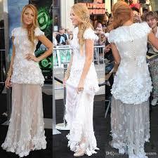 lively wedding dress ssj gossip lively 2015 evening carpet