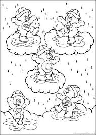 care bears coloring pages 36 care bears care bears