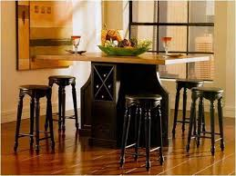 kitchen island tables with stools black kitchen table set and chairs outofhome