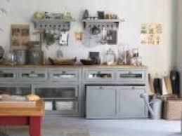 cuisine brocante photo décoration cuisine cagne chic par deco