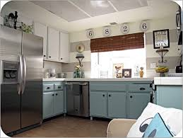 Repainting Cabinets Kitchen Unusual Painting Cabinets Retro Stove 1950s Kitchen